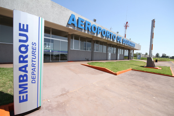 Aeroporto de Dourados funcionou com coordenadas erradas por 13 anos  - Crédito: Foto: A. Frota
