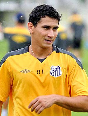 Paulo Henrique Ganso em treino do Santos  - Crédito: Foto: Ricardo Saibun / Site Oficial do Santos