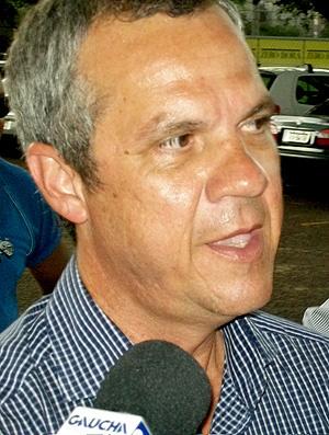 Antônio Vicente Martins, vice de futebol do Grêmio  - Crédito: Foto: Eduardo Cecconi / Globoesporte.com