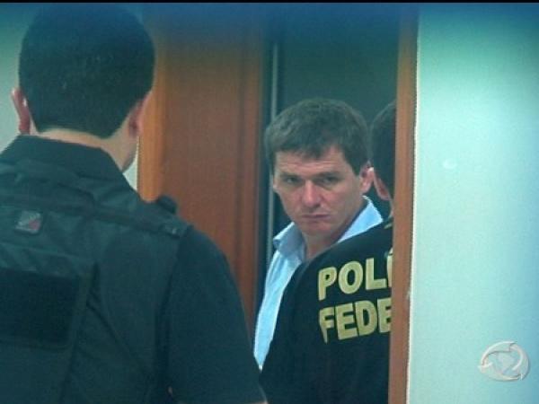 Artuzi, ex-prefeito de Dourados. foto - TV MS Record -