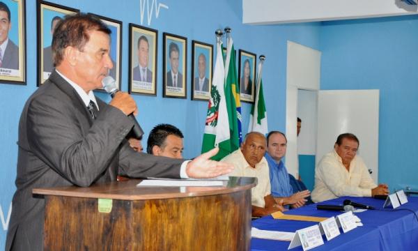 Expedito Ponciano da Silva - Crédito: Foto: Wilson Amaral