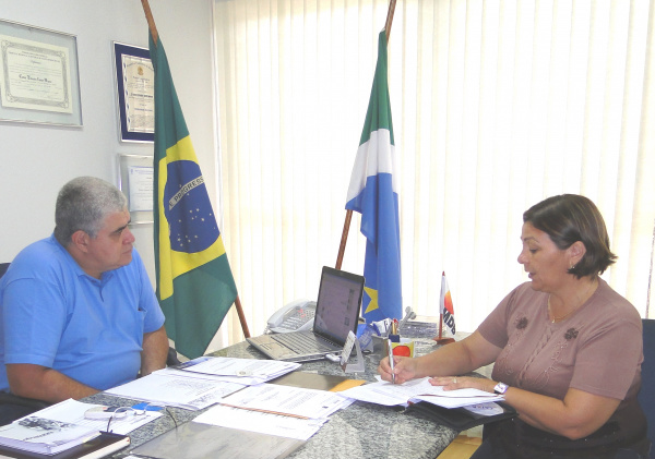 Secretário de Habitação e das Cidades Carlos Marun   - Crédito: Foto: Divulgação