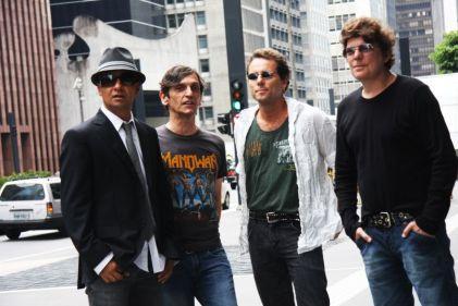Titãs comemorou os três anos de sucesso do MS Canta Brasil   - Crédito: Foto: Divulgação