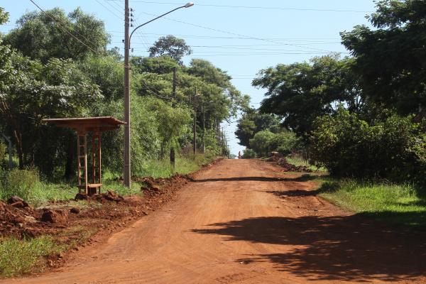 Patrolamento melhorou acesso ao Jardim Canaã II  - Crédito: Foto: A. Frota