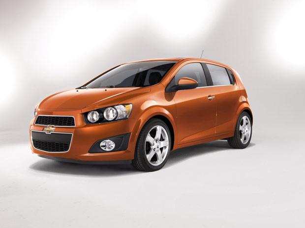Chevrolet Sonic - Crédito: Foto: Divulgação