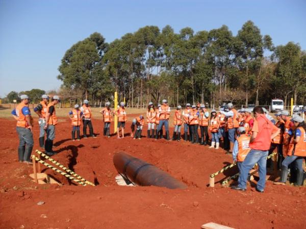 Parte dos treinamentos foi direcionada a técnicos que já atuam no setor - Crédito: Foto: Divulgação