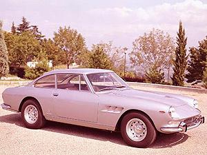 Modelo do primeiro carro comprado por John Lennon  - Crédito: Foto: Divulgação/Ferrari