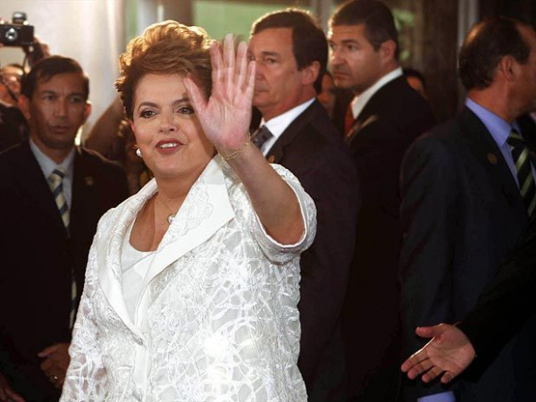 Dilma foi convidada para dar depoimento de sua história Foto: Pierre Baldez/Futura Press -