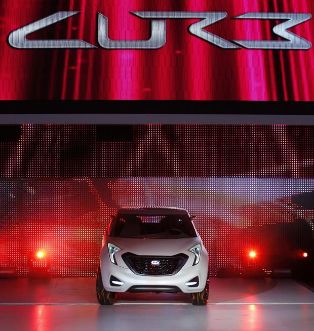 Crossover Hyundai Curb - Crédito: Foto: AP