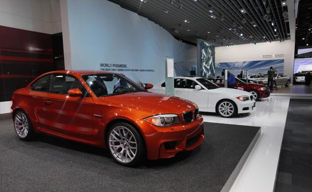 BMW Série 1 M Coupé - Crédito: Foto: AP