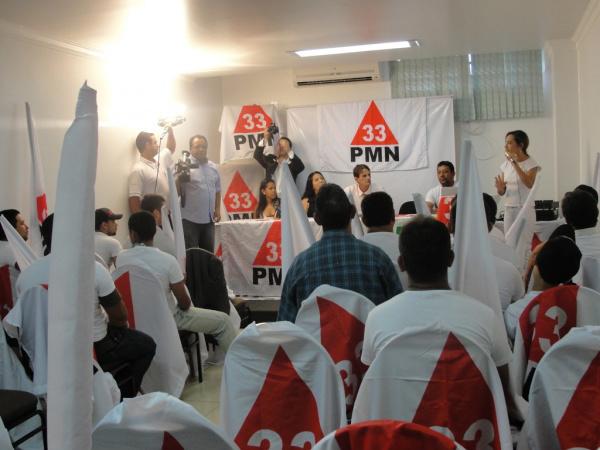 A impugnação foi pedida pelo diretório regional do PMN Foto: div. -