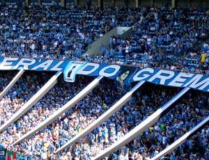 Diretoria espera 25 mil pessoas no estádio  - Crédito: Foto: Eduardo Cecconi / Globoesporte.com
