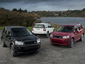 Freelander 2 foi o modelo da Land Rover mais vendido no Brasil - Crédito: Foto: Divulgação