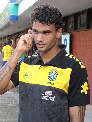 Willian José está com a seleção sub-20  - Crédito: Foto: Márcio Iannacca / Globoesporte.com