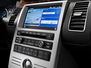 Ford Sync foi desenvolvido em parceria com a Microsoft - Crédito: Foto: Divulgação