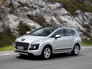 Peugeot 3008 foi um dos lançamentos de 2010  - Crédito: Foto: Divulgação