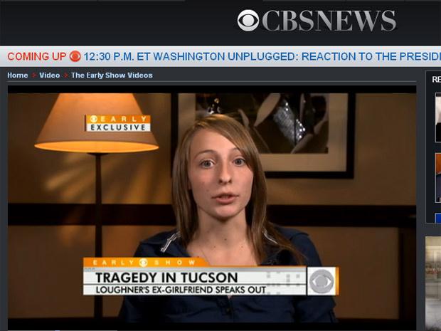 Kelsey Hawkes durante entrevista ao programa \'Early Show\', da rede americana CBS - Crédito: Foto: Reprodução