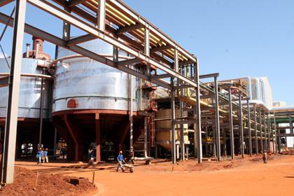 O setor industrial foi o maior beneficiário dos recursos do FCO em 2010  - Crédito: Foto: Rachid Waqued