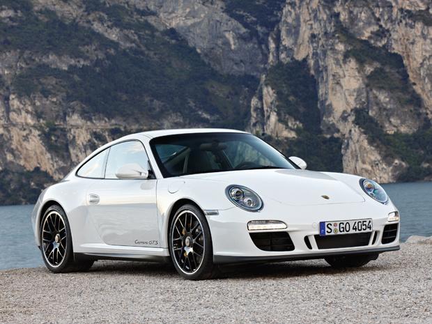 Porsche 911 Carrera GTS - Crédito: Foto: Divulgação
