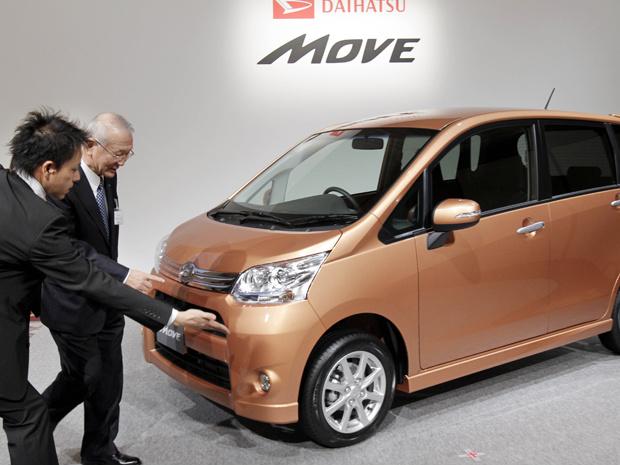 Novo Daihatsu Move - Crédito: Foto: Reuters