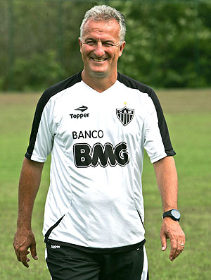 Dorival Junior no treino do Atlético-MG  - Crédito: Foto: Bruno Cantini / Site Oficial do Atlético-MG