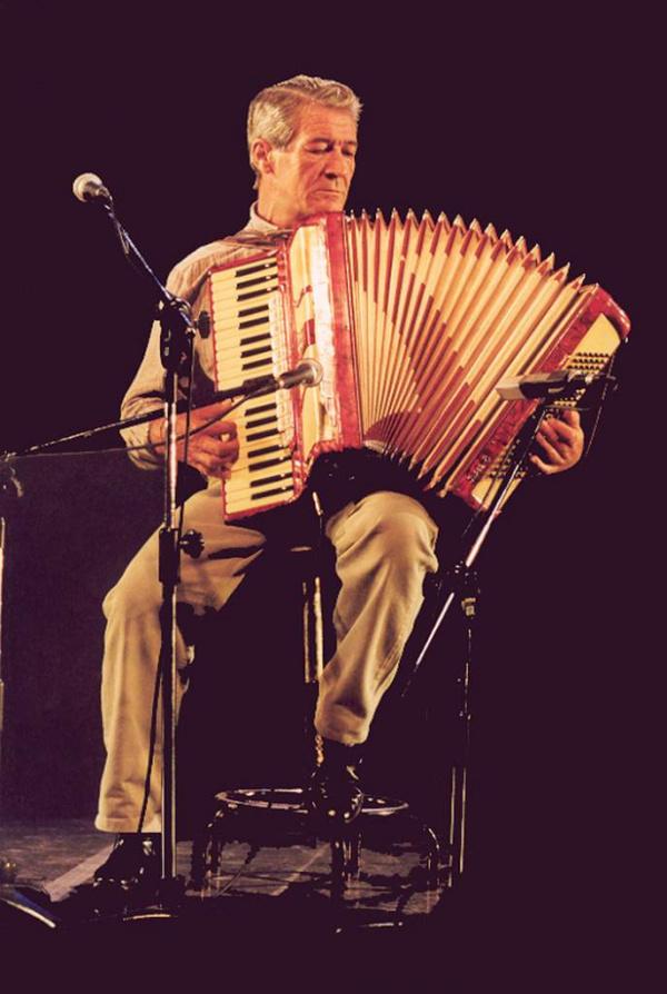 Dino Rocha que é considerado um dos maiores expoentes da música sul-mato-grossense  - Crédito: Foto: Divulgação