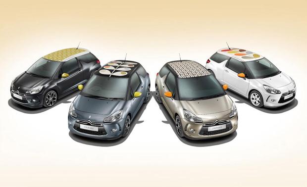 Citroën DS3 Orla Kiely Collection - Crédito: Foto: Divulgação