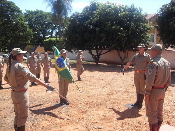 Capitã Tatiane Dias de Oliveira Inoue assumiu ontem   - Crédito: Foto: Divulgação