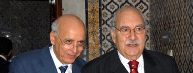 O premiê interino da Tunísia, Mohamed Ghannouchi - Crédito: Foto: AP