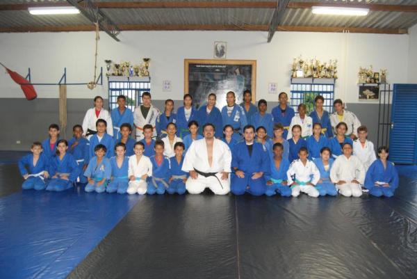 Equipe de judô de Maracaju reiniciou as atividades em dois polos  - Crédito: Foto: Divulgação