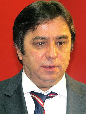 Arnaldo Tirone promete acalmar ambiente político no Palestra Itália - Crédito: André Sanches / CBN
