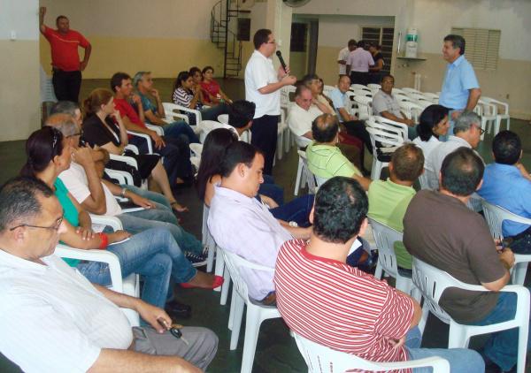 Pastor fala o que espera da administração de Murilo  - Crédito: Foto: Divulgação