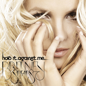A capa do novo single de Britney Spears  - Crédito: Foto: Reprodução
