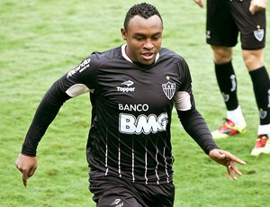 Atacante Obina vai jogar no futebol chinês  - Crédito: Foto: Bruno Cantini / Site Oficial do Atlético-MG