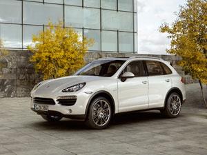 Porsche tem como base para o novo modelo o SUV Cayenne - Crédito: Foto: Divulgação