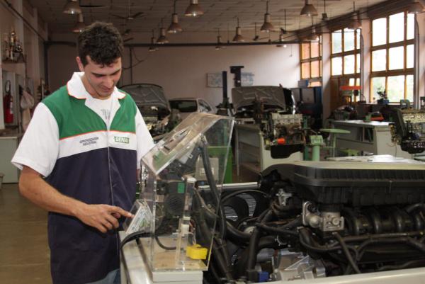 Fiems vai oferecer cursos de qualificação profissional Foto: Divulgação  -