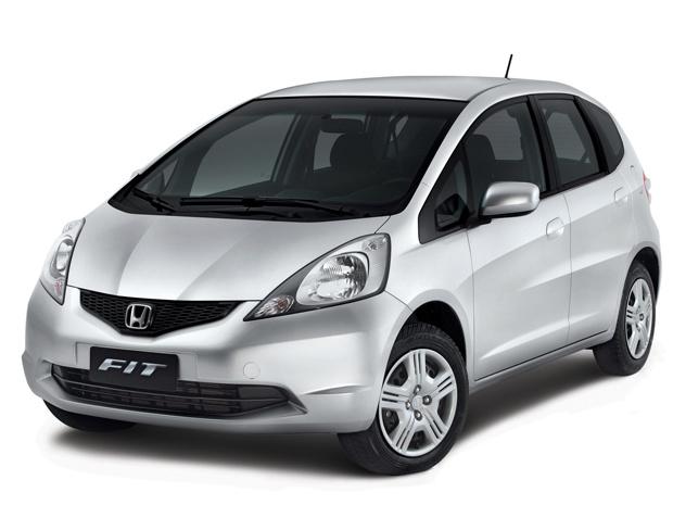 Honda New Fit DX - Crédito: Foto: Divulgação