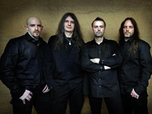 A banda Blind Guardian  - Crédito: Foto: Divulgação/Myspace do artista