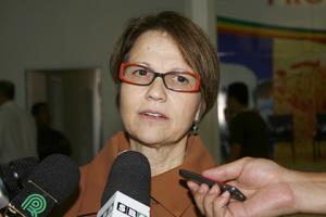 Secretária Tereza Cristina diz que a pecuária teve grandes ganhos em 2010  - Crédito: Foto: Divulgação