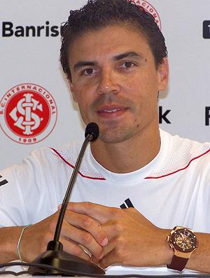 Bolívar sente dores no joelho esquerdo  - Crédito: Foto: Alexandre Alliatti / Globoesporte.com