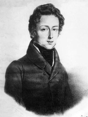Chopin sofria com alucinações, hoje interpretadas como sinais de epilepsia. - Crédito: Foto: AFP Photo