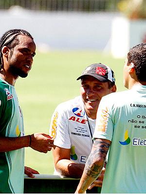 Carlos Alberto, PC e Ramon - Crédito: Foto: Maurício Val / FOTOCOM.NET
