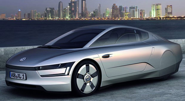 Volkswagen Formula XL1 Concept - Crédito: Foto: Divulgação