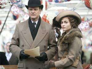Colin Firth e Helena Bonham Carter - Crédito: Foto: Divulgação