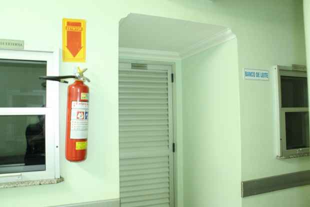 Banco de leite com portas fechadas em Dourados é risco à saúde dos recém nascidos - Crédito: Foto: Hédio Fazan