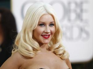 A cantora Christina Aguilera. - Crédito: Foto: Reuters