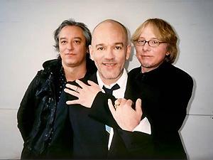 A banda norte-americana R.E.M. - Crédito: Foto: Divulgação/ MySpace do Artista