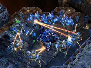 \'Starcraft II\' recebe modificações. - Crédito: Foto: Divulgação