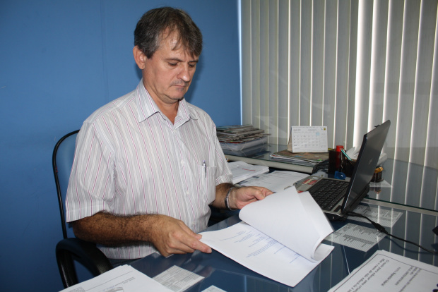 José Carlos Brumatti quer apresentar reivindicações a todos os prefeitáveis - Crédito: Foto: Hedio Fazan
