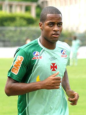 Dedé está de volta ao time cruzmaltino  - Crédito: Foto: Marcelo Sadio / Site Oficial do Vasco da Gama